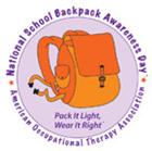 Backpack logo